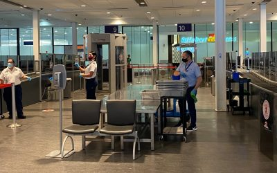 The Airport Experience During the COVID-19 Pandemic